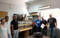 Δωρεα εφοπλιστή στην ΥΑΝΑΑ μέσω της Ένωσης ΝΑ Αττικής