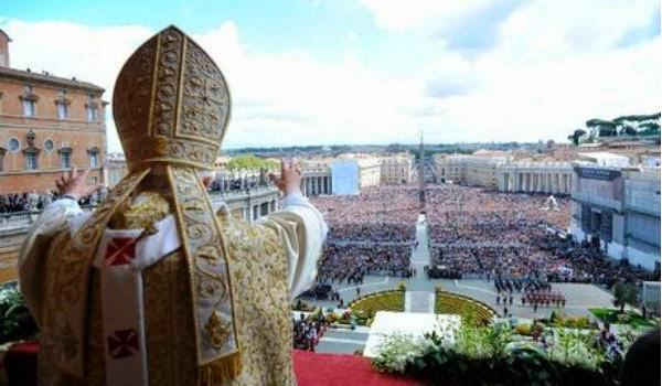 Από πού βγήκε η φράση έπιασε τον Πάπα από τα @@ - Φωτογραφία 1