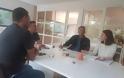 ΑΝΑΣΑ:Συνάντηση με βουλευτή Περιφέρειας Αττικής για ζητήματα υποστελέχωσης Αστυνομικών Υπηρεσιών και έλλειψης εξοπλισμού