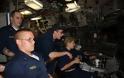 Στο εσωτερικό ενός πυρηνικού υποβρυχίου [photos] - Φωτογραφία 12
