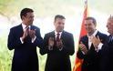 Χαμός στα Σκόπια: Να εφαρμοστεί γρήγορα η συμφωνία θέλει ο Ζάεφ, εκλογές ζητά η αντιπολίτευση