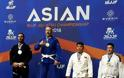 Αστυνομικός κατέλαβε τη 2η θέση στο Ασιατικό πρωτάθλημα Ζιου Ζίτσου