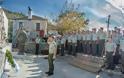 Επίσκεψη Σπουδαστών IΙΙης Τάξης ΣΜΥ στους μαρτυρικούς Λιγκιάδες και Ύψωμα Μαχητή στο Καλπάκι (10 ΦΩΤΟ)