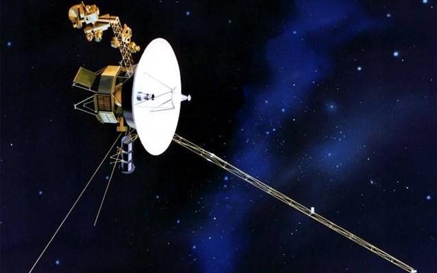 Το Voyager 2 της NASA πλησιάζει το διαστρικό κενό - Φωτογραφία 1