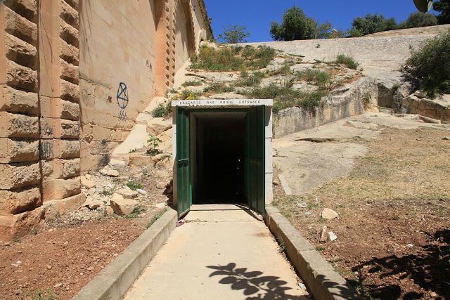 Οι σήραγγες της Βαλέτα: Ένα ξεχασμένος εδώ και αιώνες υπόκοσμος στη Μάλτα - Φωτογραφία 1