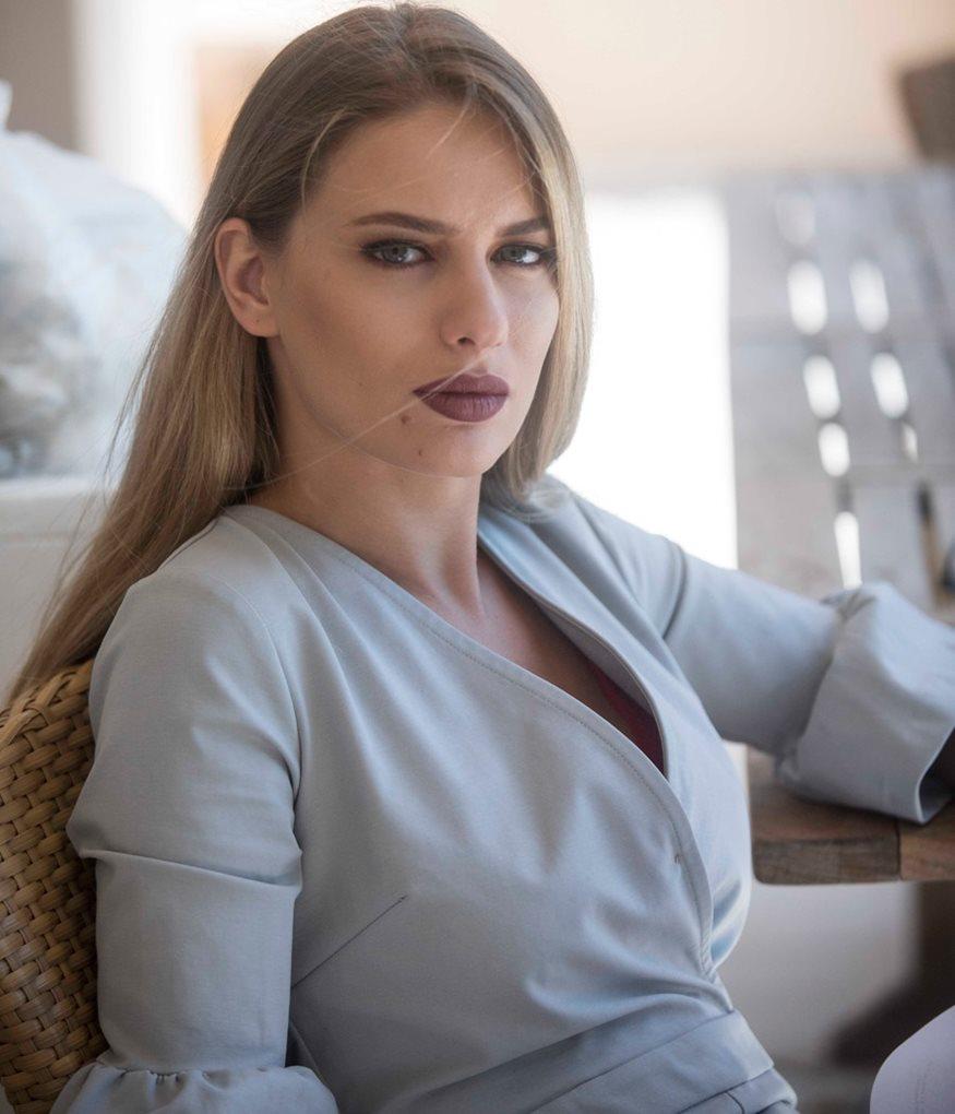 Ντόρα Μακρυγιάννη: H νεαρή πρωταγωνίστρια της ''Γυναίκας χωρίς όνομα'' αποκαλύπτει πώς πήρε τον ρόλο... - Φωτογραφία 1