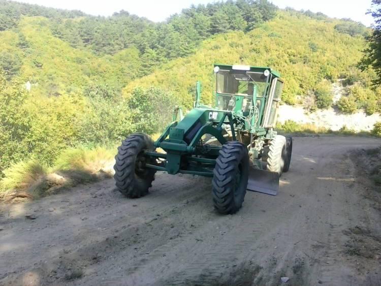 Το Μηχανικό (ΜΧ) ανοίγει δασικούς δρόμους στην ορεινή Ξάνθη - Φωτογραφία 1