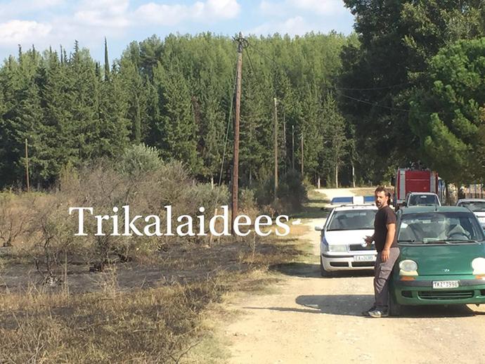 Κάηκε ζωντανός προσπαθώντας να σβήσει τη φωτιά που έβαλε στο χωράφι του - Φωτογραφία 2