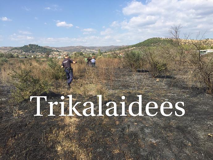 Κάηκε ζωντανός προσπαθώντας να σβήσει τη φωτιά που έβαλε στο χωράφι του - Φωτογραφία 3