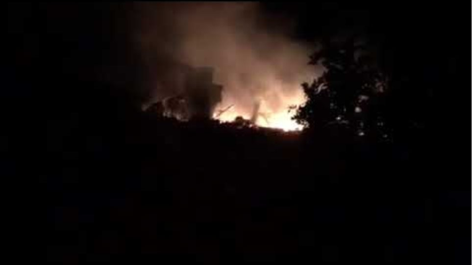 Κρήτη: Δεν έμεινε τίποτε όρθιο από την έκρηξη στο ρακοκάζανο - Φωτογραφία 4