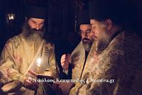 11160 - Αγρυπνία για την Παναγία την Οδηγήτρια στην Ιερά Μονή Ξενοφώντος Αγίου Όρους (φωτογραφίες) - Φωτογραφία 1