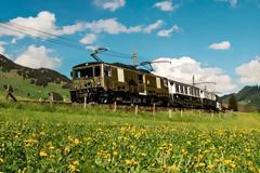 Το τρένο σοκολάτας είναι η απόλυτη γαστρονομική εμπειρία της Ελβετίας