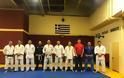 Προπονητικό κέντρο τζούντο στη ΓΑΔ Θεσσαλονίκης (ΕΙΚΟΝΕΣ)