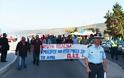 Δυναμικό Συλλαλητήριο αγροτών και κτηνοτρόφων στον Κόμβο Αμφιλοχίας | ΦΩΤΟ