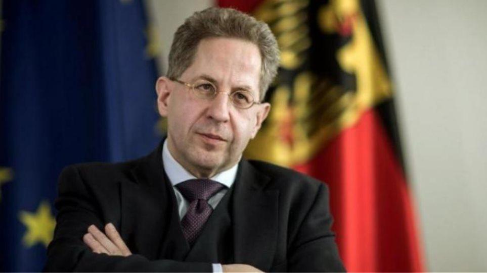 Γερμανία: Το υπουργείο Εσωτερικών τον πρώην επικεφαλής των μυστικών υπηρεσιών - Φωτογραφία 1