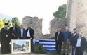 Σεμνή Τελετή - Τίμησαν τη θυσία των Βλαχόπουλων στο Κάστρο της Βόνιτσας | ΦΩΤΟ