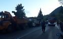 Λεωφορείο του ΚΤΕΛ Λευκάδας ενώ εκτελούσε δρομολόγιο κάηκε ολοσχερώς | ΦΩΤΟ - Φωτογραφία 5