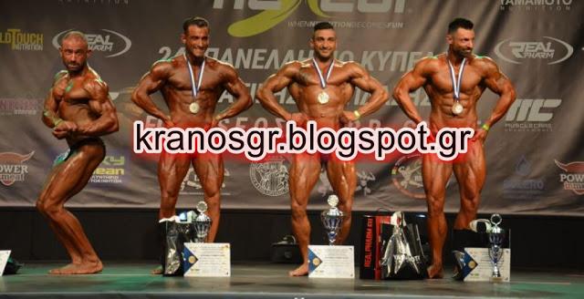 Συγχαρητήρια! ΕΠ.ΟΠ Λοχίας της 221 ΕΜΑ καταλαμβάνει την πρώτη θέση σε Πανελλήνιο Πρωτάθλημα Bodybuildling - Φωτογραφία 3