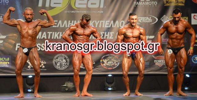 Συγχαρητήρια! ΕΠ.ΟΠ Λοχίας της 221 ΕΜΑ καταλαμβάνει την πρώτη θέση σε Πανελλήνιο Πρωτάθλημα Bodybuildling - Φωτογραφία 5