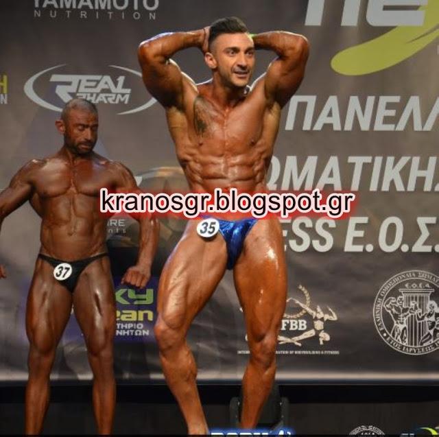 Συγχαρητήρια! ΕΠ.ΟΠ Λοχίας της 221 ΕΜΑ καταλαμβάνει την πρώτη θέση σε Πανελλήνιο Πρωτάθλημα Bodybuildling - Φωτογραφία 8