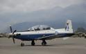 Καλαμάτα: Εντυπωσιακή αεροπορική επίδειξη στην 120 ΠΕΑ (BINTEO) - Φωτογραφία 3