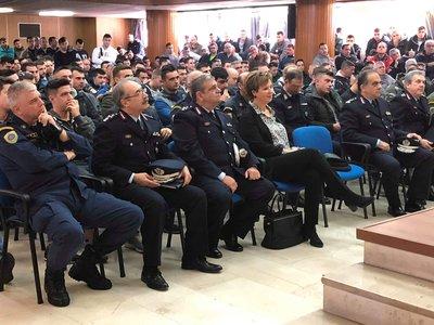 Τί είπαν τα μέλη της Ένωσης Αθηνών κατά την επίσκεψη Υπουργού και Αρχηγού στη ΔΑΕΑ - Φωτογραφία 1