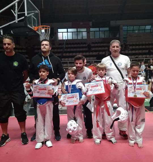 Εντυπωσίασαν οι μικροί του ΚΕΝΤΑΥΡΟΥ ΑΣΤΑΚΟΥ στο διασυλλογικό πρωτάθλημα TAEKWONDO στην Πάτρα | ΦΩΤΟ - Φωτογραφία 5