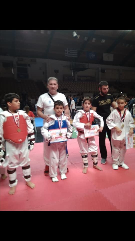 Εντυπωσίασαν οι μικροί του ΚΕΝΤΑΥΡΟΥ ΑΣΤΑΚΟΥ στο διασυλλογικό πρωτάθλημα TAEKWONDO στην Πάτρα | ΦΩΤΟ - Φωτογραφία 8