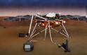 Iστορική προσεδάφιση του Insight της NASA στον Άρη