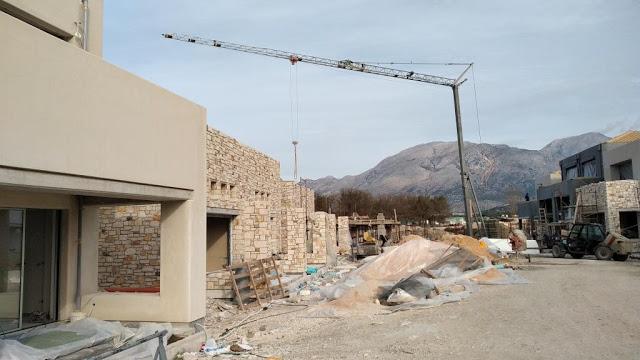 Προχωρούν οι εργασίες κατασκευής του νέου 5άστερου ξενοδοχείου στον ΜΥΤΙΚΑ | ΦΩΤΟ - Φωτογραφία 11