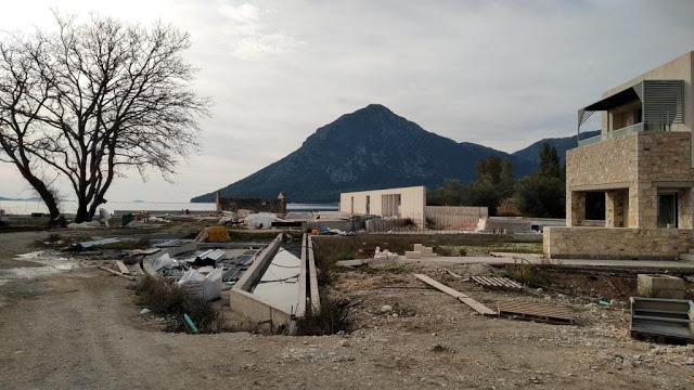 Προχωρούν οι εργασίες κατασκευής του νέου 5άστερου ξενοδοχείου στον ΜΥΤΙΚΑ   ΦΩΤΟ - Φωτογραφία 12