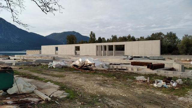 Προχωρούν οι εργασίες κατασκευής του νέου 5άστερου ξενοδοχείου στον ΜΥΤΙΚΑ | ΦΩΤΟ - Φωτογραφία 16