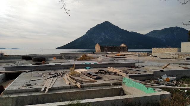 Προχωρούν οι εργασίες κατασκευής του νέου 5άστερου ξενοδοχείου στον ΜΥΤΙΚΑ | ΦΩΤΟ - Φωτογραφία 17