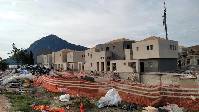 Προχωρούν οι εργασίες κατασκευής του νέου 5άστερου ξενοδοχείου στον ΜΥΤΙΚΑ | ΦΩΤΟ - Φωτογραφία 2