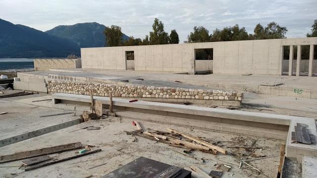 Προχωρούν οι εργασίες κατασκευής του νέου 5άστερου ξενοδοχείου στον ΜΥΤΙΚΑ | ΦΩΤΟ - Φωτογραφία 20