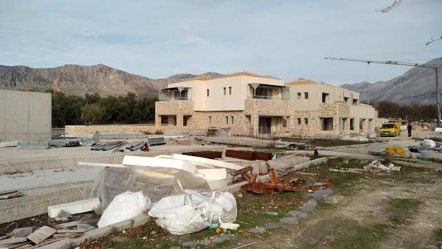 Προχωρούν οι εργασίες κατασκευής του νέου 5άστερου ξενοδοχείου στον ΜΥΤΙΚΑ | ΦΩΤΟ - Φωτογραφία 22