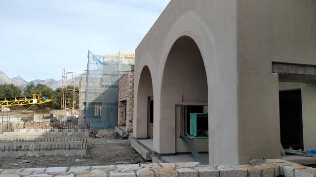 Προχωρούν οι εργασίες κατασκευής του νέου 5άστερου ξενοδοχείου στον ΜΥΤΙΚΑ | ΦΩΤΟ - Φωτογραφία 29