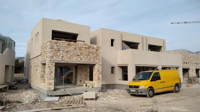Προχωρούν οι εργασίες κατασκευής του νέου 5άστερου ξενοδοχείου στον ΜΥΤΙΚΑ | ΦΩΤΟ - Φωτογραφία 3
