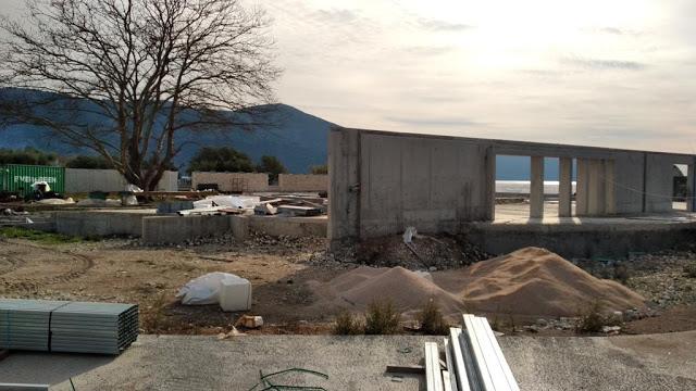 Προχωρούν οι εργασίες κατασκευής του νέου 5άστερου ξενοδοχείου στον ΜΥΤΙΚΑ   ΦΩΤΟ - Φωτογραφία 33