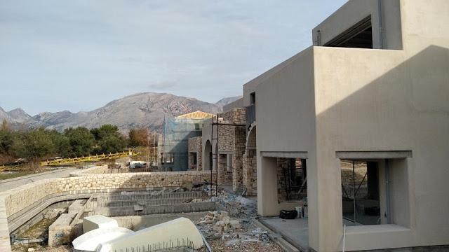 Προχωρούν οι εργασίες κατασκευής του νέου 5άστερου ξενοδοχείου στον ΜΥΤΙΚΑ   ΦΩΤΟ - Φωτογραφία 36