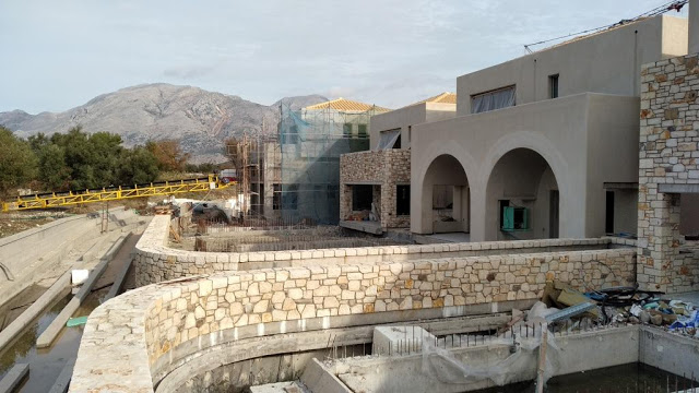 Προχωρούν οι εργασίες κατασκευής του νέου 5άστερου ξενοδοχείου στον ΜΥΤΙΚΑ | ΦΩΤΟ - Φωτογραφία 38