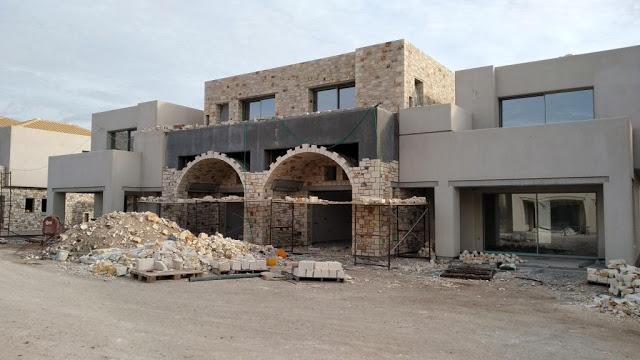 Προχωρούν οι εργασίες κατασκευής του νέου 5άστερου ξενοδοχείου στον ΜΥΤΙΚΑ   ΦΩΤΟ - Φωτογραφία 4