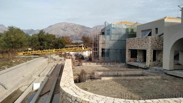 Προχωρούν οι εργασίες κατασκευής του νέου 5άστερου ξενοδοχείου στον ΜΥΤΙΚΑ | ΦΩΤΟ - Φωτογραφία 40