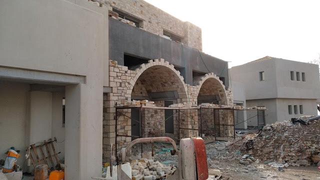 Προχωρούν οι εργασίες κατασκευής του νέου 5άστερου ξενοδοχείου στον ΜΥΤΙΚΑ   ΦΩΤΟ - Φωτογραφία 47