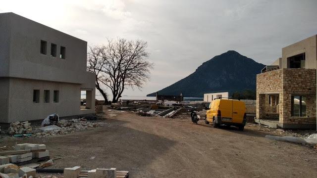 Προχωρούν οι εργασίες κατασκευής του νέου 5άστερου ξενοδοχείου στον ΜΥΤΙΚΑ | ΦΩΤΟ - Φωτογραφία 48
