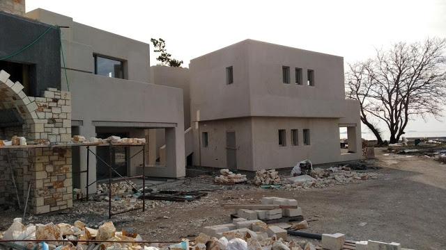 Προχωρούν οι εργασίες κατασκευής του νέου 5άστερου ξενοδοχείου στον ΜΥΤΙΚΑ   ΦΩΤΟ - Φωτογραφία 49