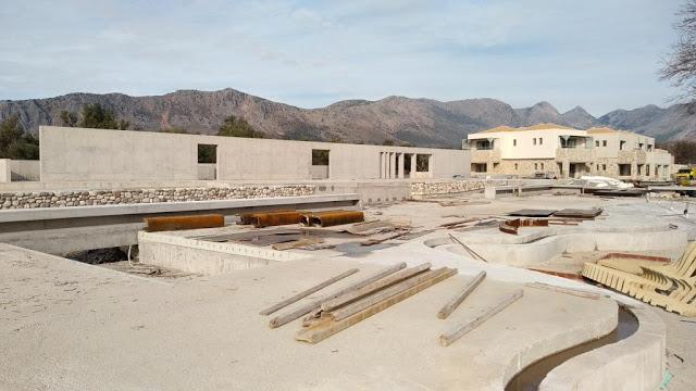 Προχωρούν οι εργασίες κατασκευής του νέου 5άστερου ξενοδοχείου στον ΜΥΤΙΚΑ | ΦΩΤΟ - Φωτογραφία 53