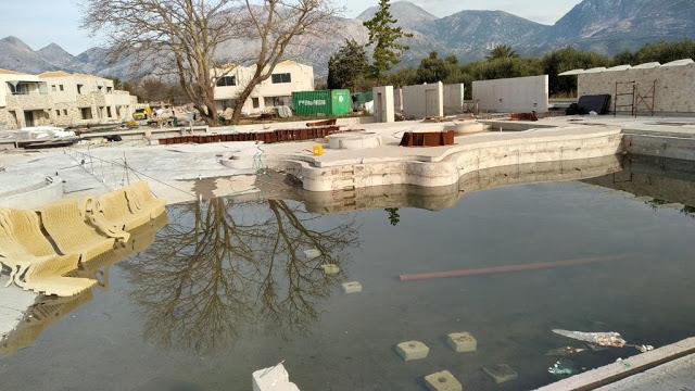 Προχωρούν οι εργασίες κατασκευής του νέου 5άστερου ξενοδοχείου στον ΜΥΤΙΚΑ   ΦΩΤΟ - Φωτογραφία 54