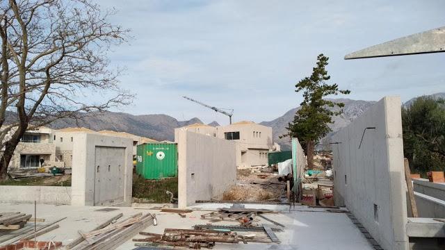Προχωρούν οι εργασίες κατασκευής του νέου 5άστερου ξενοδοχείου στον ΜΥΤΙΚΑ | ΦΩΤΟ - Φωτογραφία 61