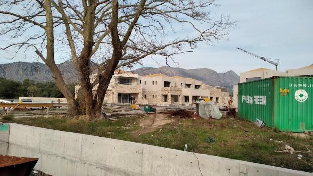 Προχωρούν οι εργασίες κατασκευής του νέου 5άστερου ξενοδοχείου στον ΜΥΤΙΚΑ | ΦΩΤΟ - Φωτογραφία 64